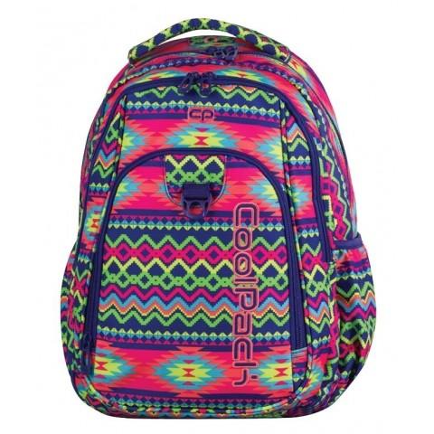 Plecak młodzieżowy CoolPack CP STRIKE BOHO ELECTRA 781 Aztec Boho