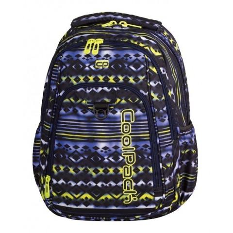 Plecak młodzieżowy CoolPack CP STRIKE 739 TIE DYE BLUE
