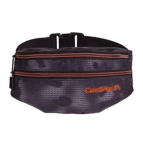 Saszetka / nerka / torba na pas CoolPack MADISON MISTY ORANGE CP 958