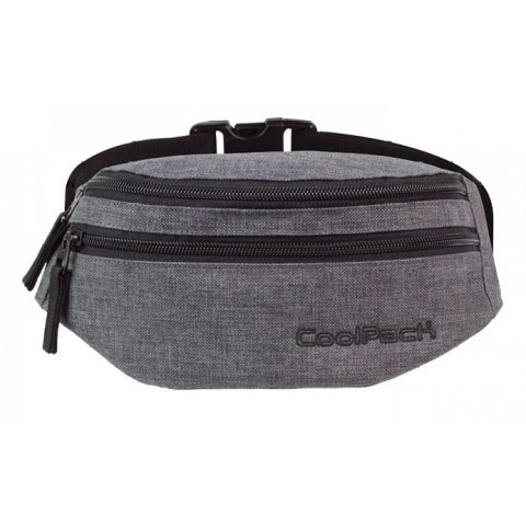 Saszetka / nerka / torba na pas CoolPack MADISON SNOW GREY CP 848