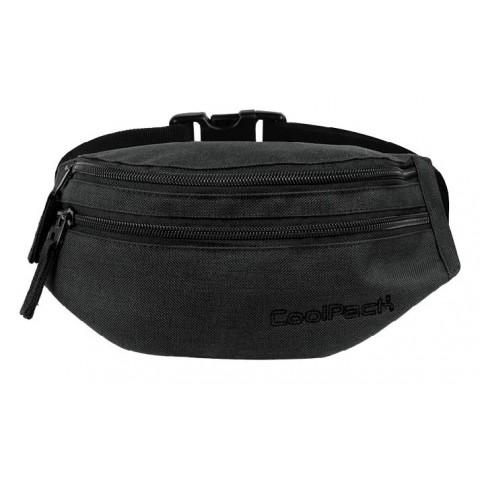 Saszetka / nerka / torba na pas CoolPack MADISON SNOW BLACK CP 867