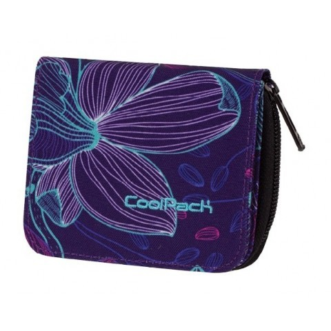Portfel CoolPack CP Hazel LUNAR BLOSSOM 800