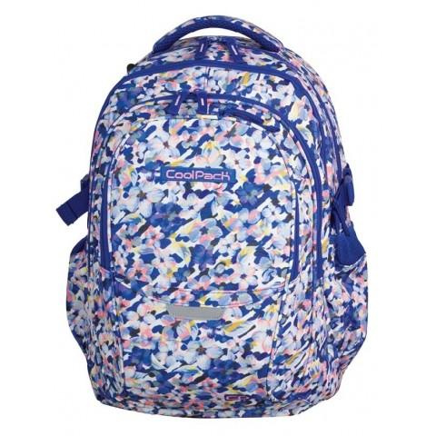 Plecak młodzieżowy CoolPack CP - 4 przegrody FACTOR VIOLETS 1007 fiołki