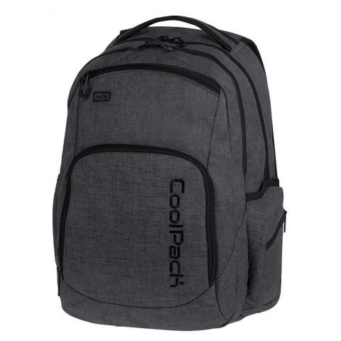 Plecak młodzieżowy COOLPACK CP denim BREAK SNOW GREY 843