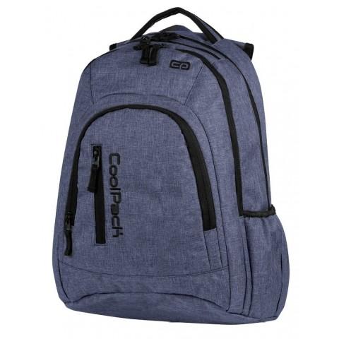 Plecak młodzieżowy na laptop CoolPack CP MERCATOR 854 SNOW BLUE