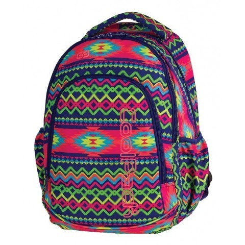 Plecak dla pierwszoklasisty CoolPack CP PRIME BOHO ELECTRA 1061 Aztec Boho