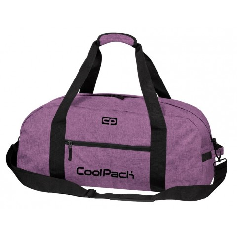 TORBA SPORTOWA COOLPACK CP różowy denim ALPINA SNOW PURPLE 852