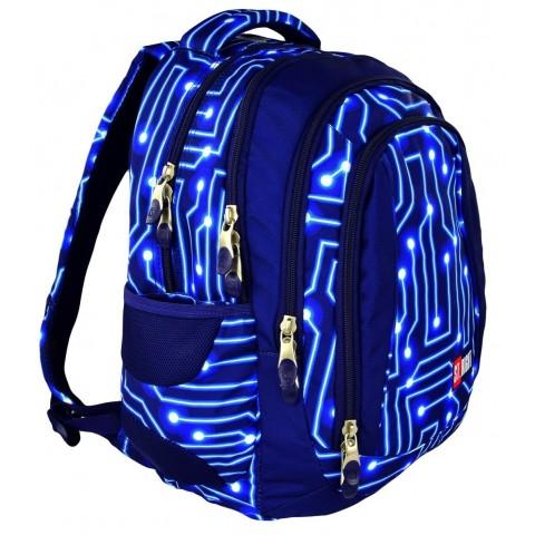 Plecak młodzieżowy 04 ST.RIGHT ELECTRO