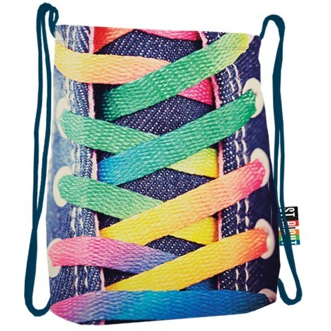 Worek / plecak na sznurkach ST.RIGHT SHOE sznurówki