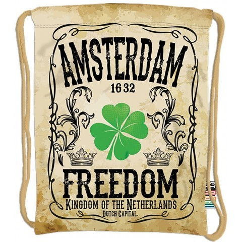 Worek / plecak na sznurkach ST.RIGHT AMSTERDAM