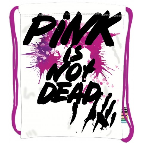 Worek / plecak na sznurkach ST.RIGHT PINK