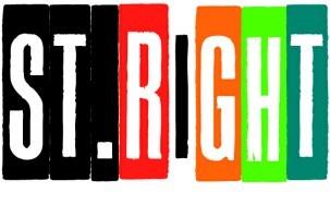 ST.RIGHT Logo