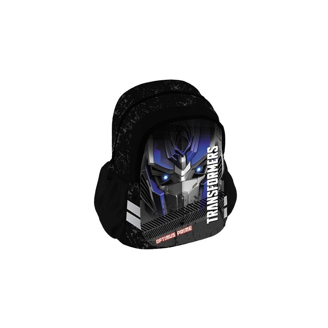 Plecak Szkolny Transformers Optimus Prime - plecak-tornister.pl