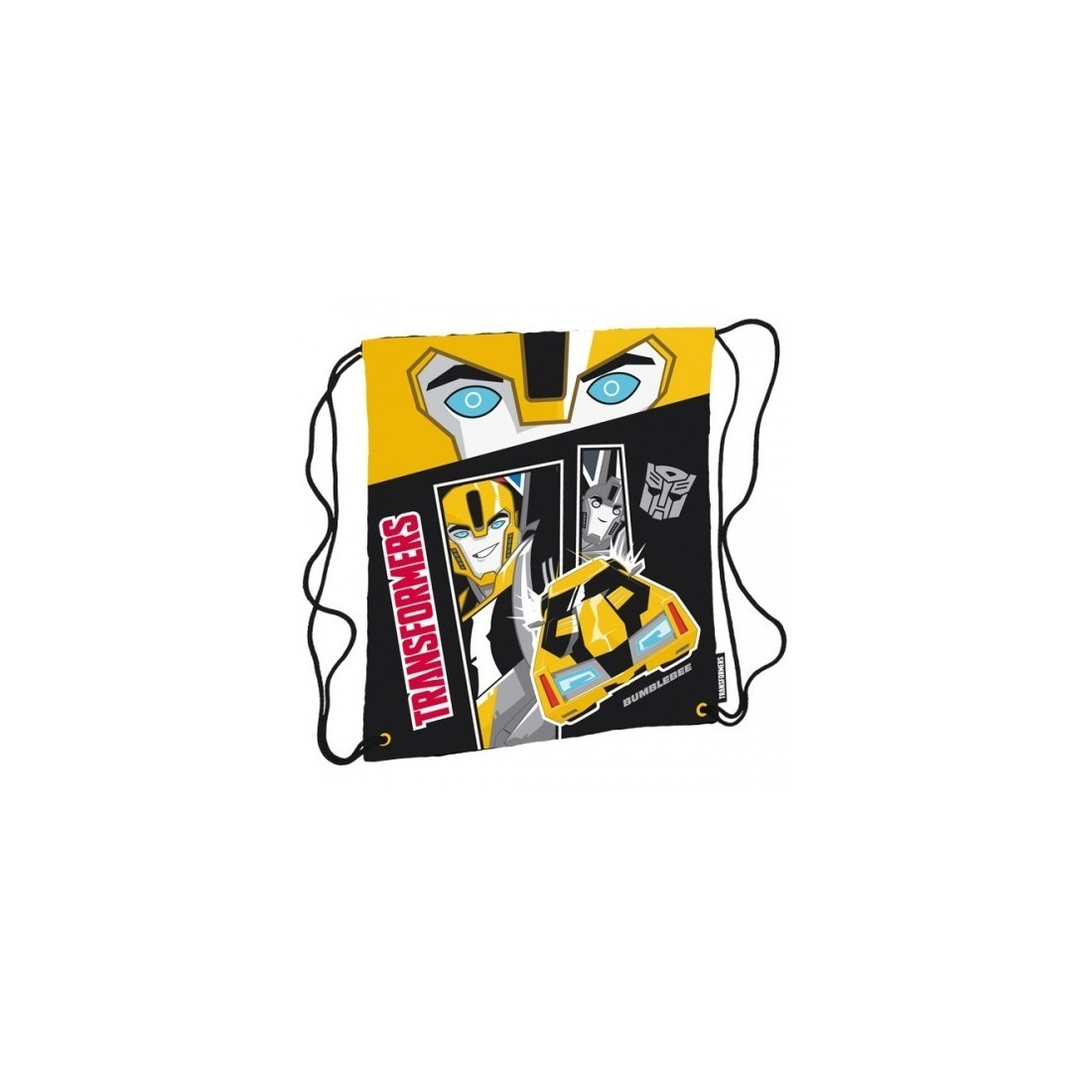 Worek Na Buty Transformers Bumblebee - plecak-tornister.pl