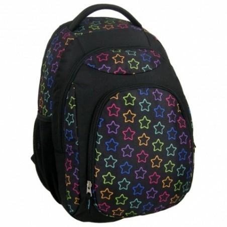 Plecak Jetbag Młodzieżowy Gwiazdki