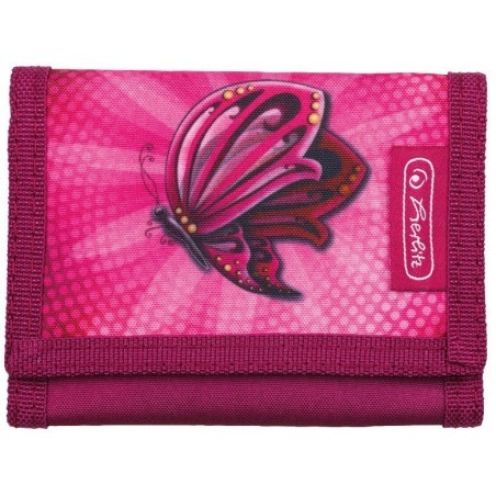 Portfelik Smart Girls Butterfly Power Motyl