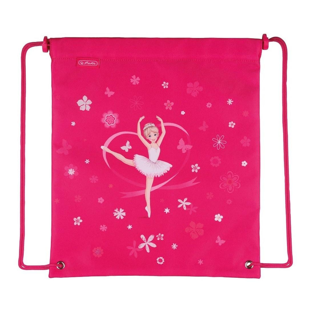 Worek Smart Girls Ballerina Baletnica - plecak-tornister.pl