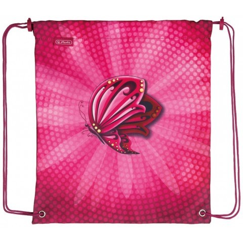 Worek Smart Girls Butterfly Power Motyl