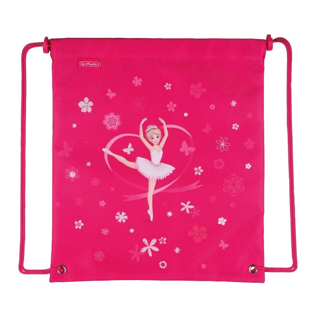 Zestaw Herlitz Smart 3el. Ballerina Baletnica - plecak-tornister.pl