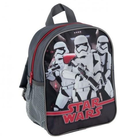 Plecaczek na wycieczkę / do przedszkola Star Wars czarny