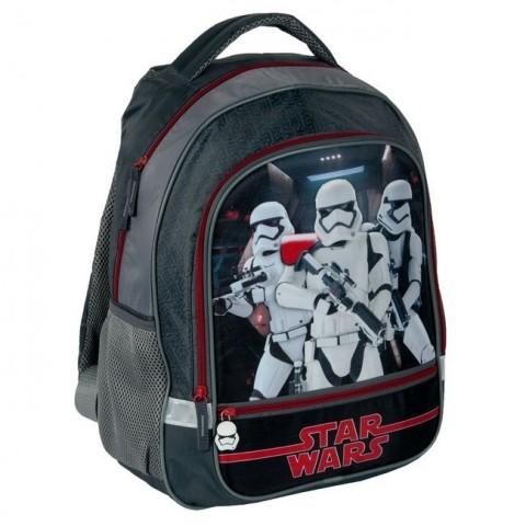 Plecak szkolny Star Wars czarny ze Szturmowcami