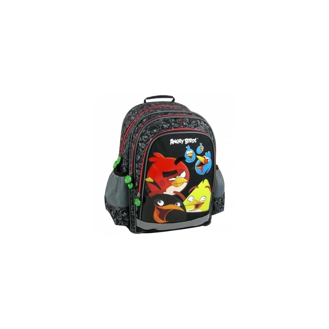 2659f67b52dab Plecak Szkolny Angry Birds - plecak-tornister.pl