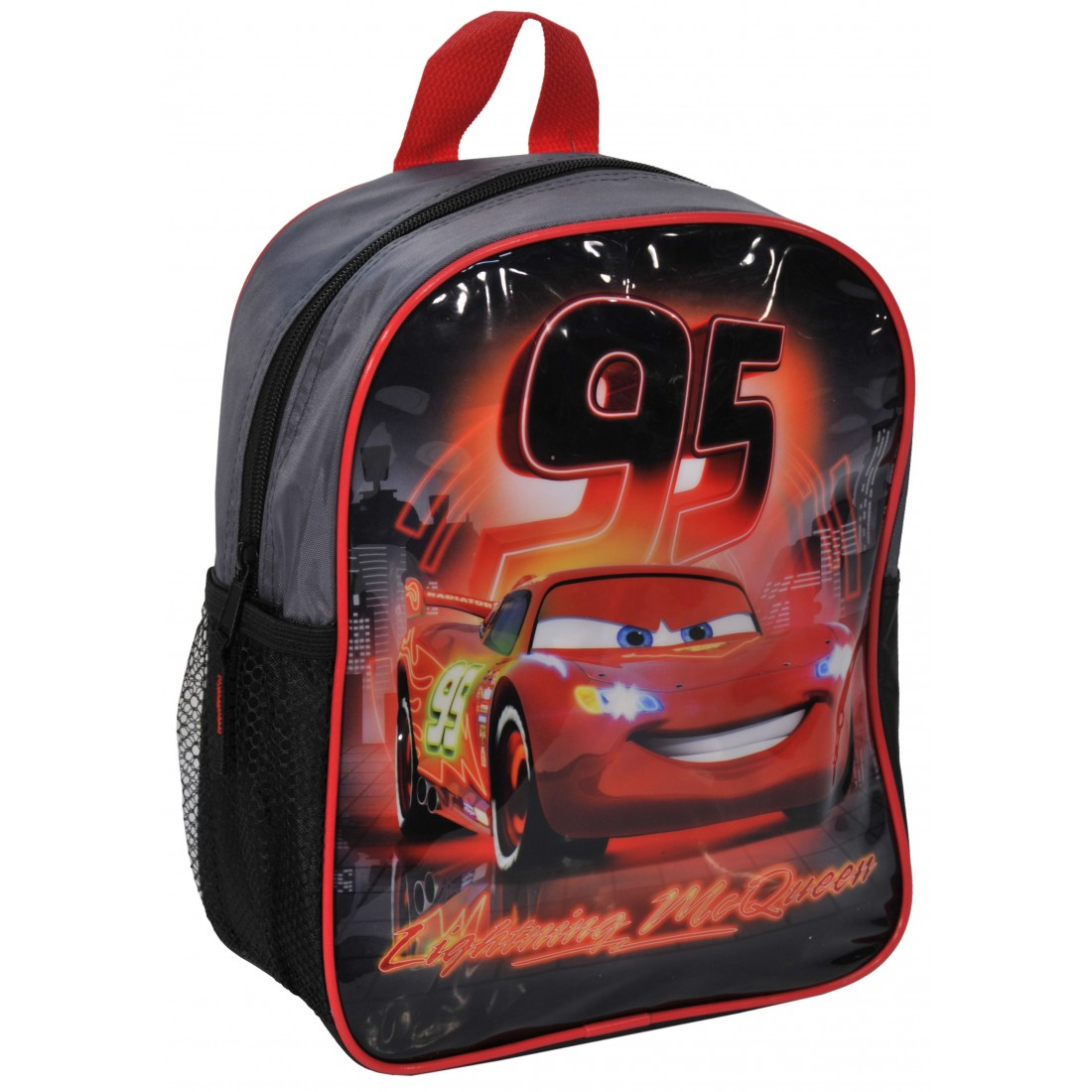 Plecaczek Auta Cars 95 zygzak - plecak-tornister.pl