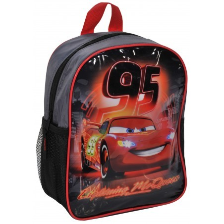 Plecaczek Auta Cars 95 zygzak