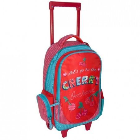 Plecak na kółkach CHERRY