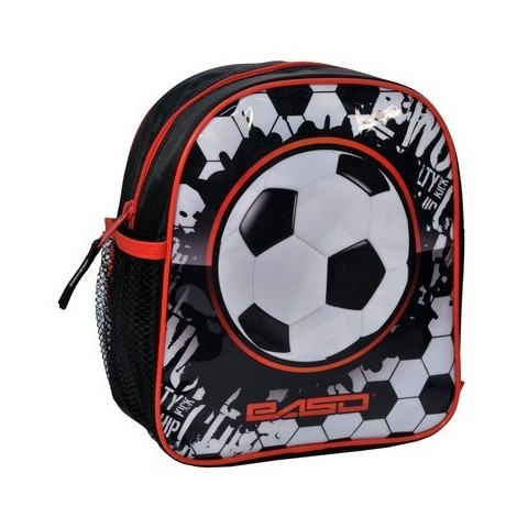 Plecaczek z piłką