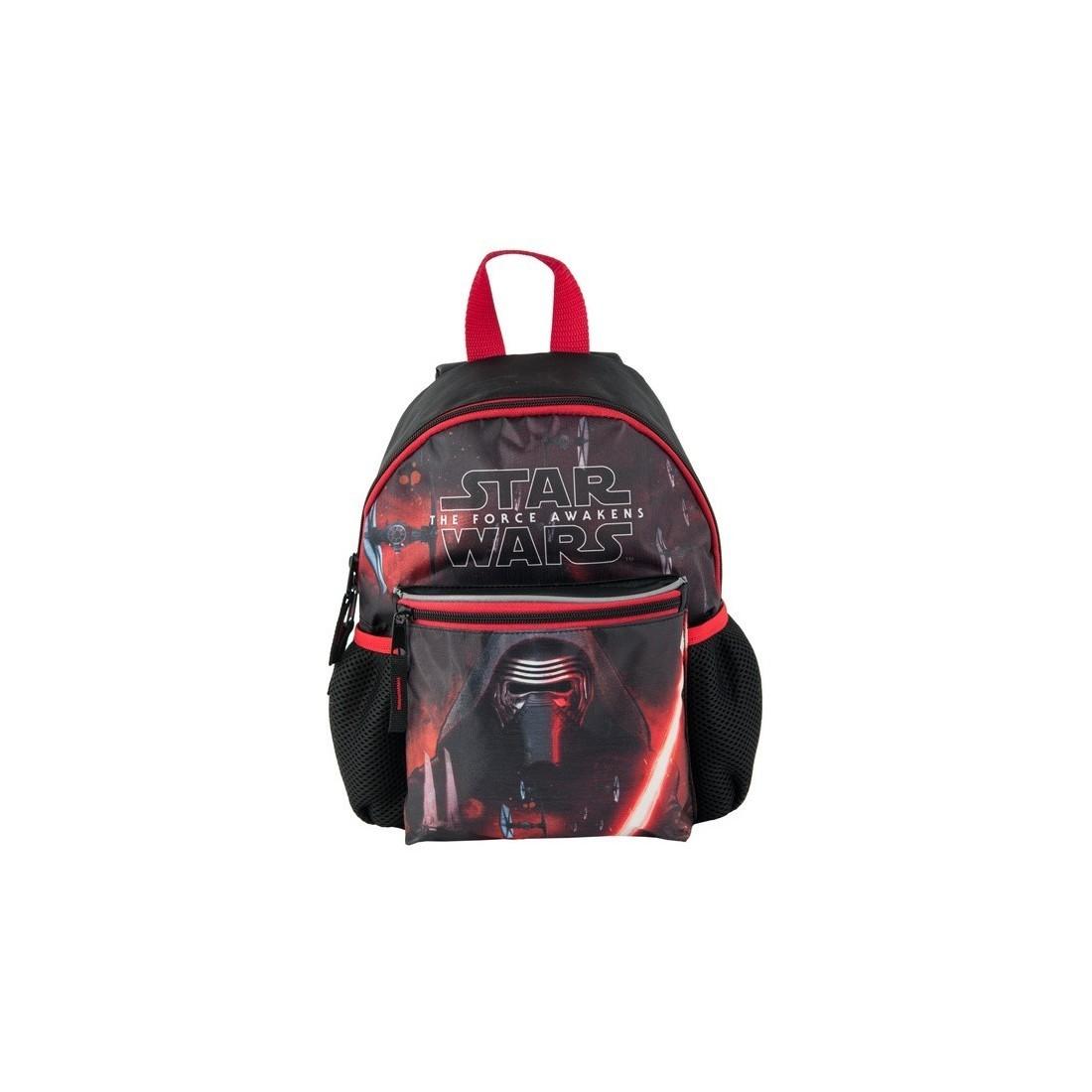 Plecaczek Star Wars - czarno-czerwony