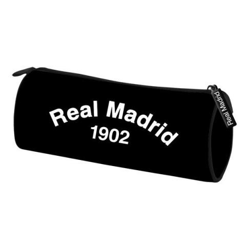 Piórnik Tuba Real Madryt Czarny