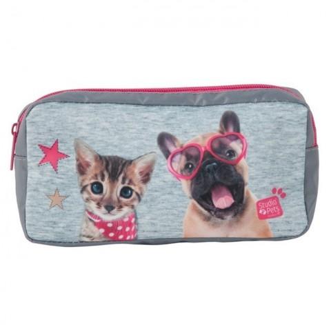 Saszetka Studio Pet's z psem i kotem