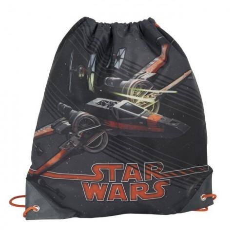 Worek szkolny Star Wars ze statkiem kosmicznym