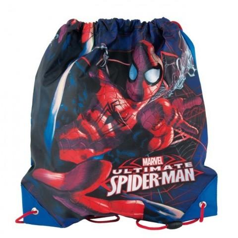 Worek szkolny Ultimate Spiderman - granatowy