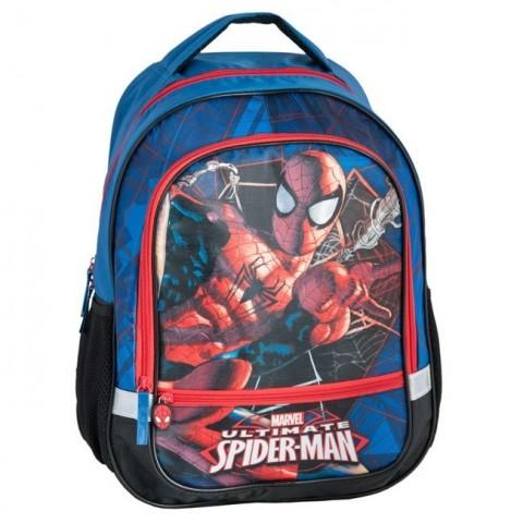 Plecak szkolny Ultimate Spiderman - granatowy