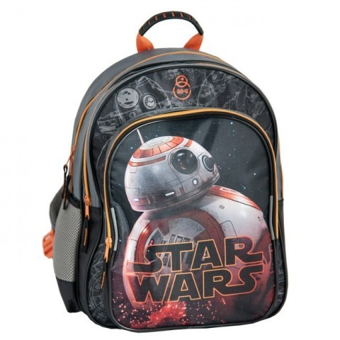 Plecak szkolny Star Wars z droidem