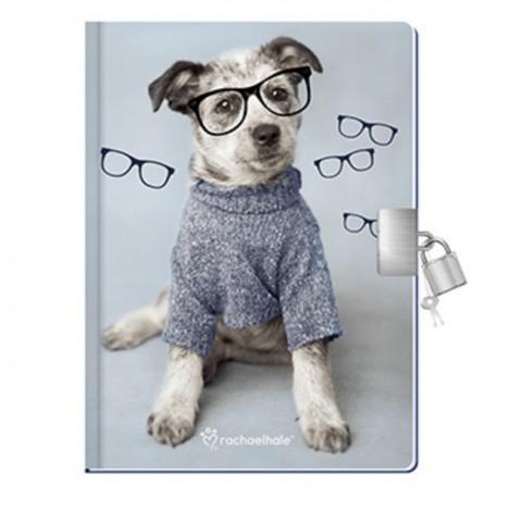 Pachnący pamiętnik Rachael Hale piesek w okularach