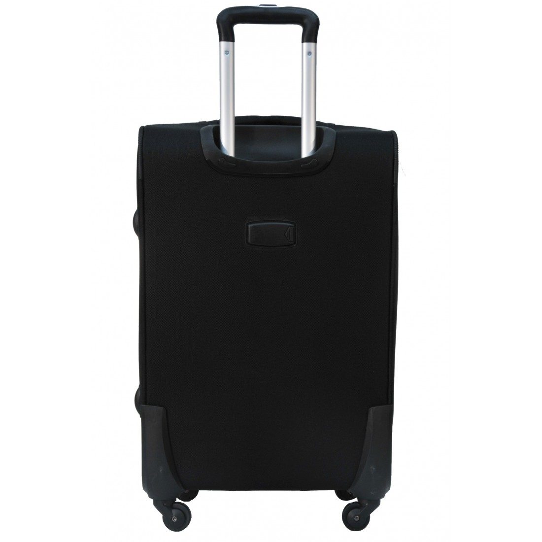 Walizka średnia czarna Premium - plecak-tornister.pl