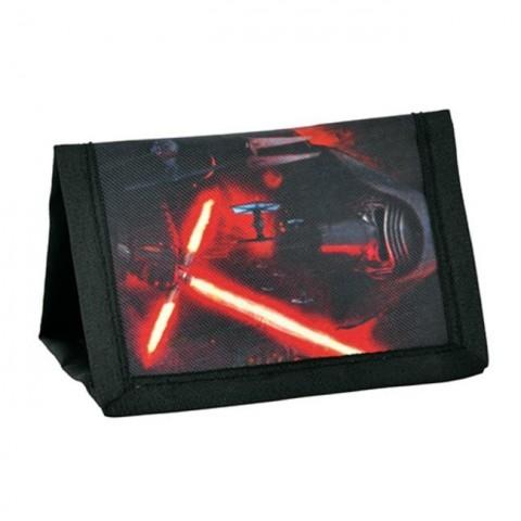 Portfel Star Wars czarno-czerwony