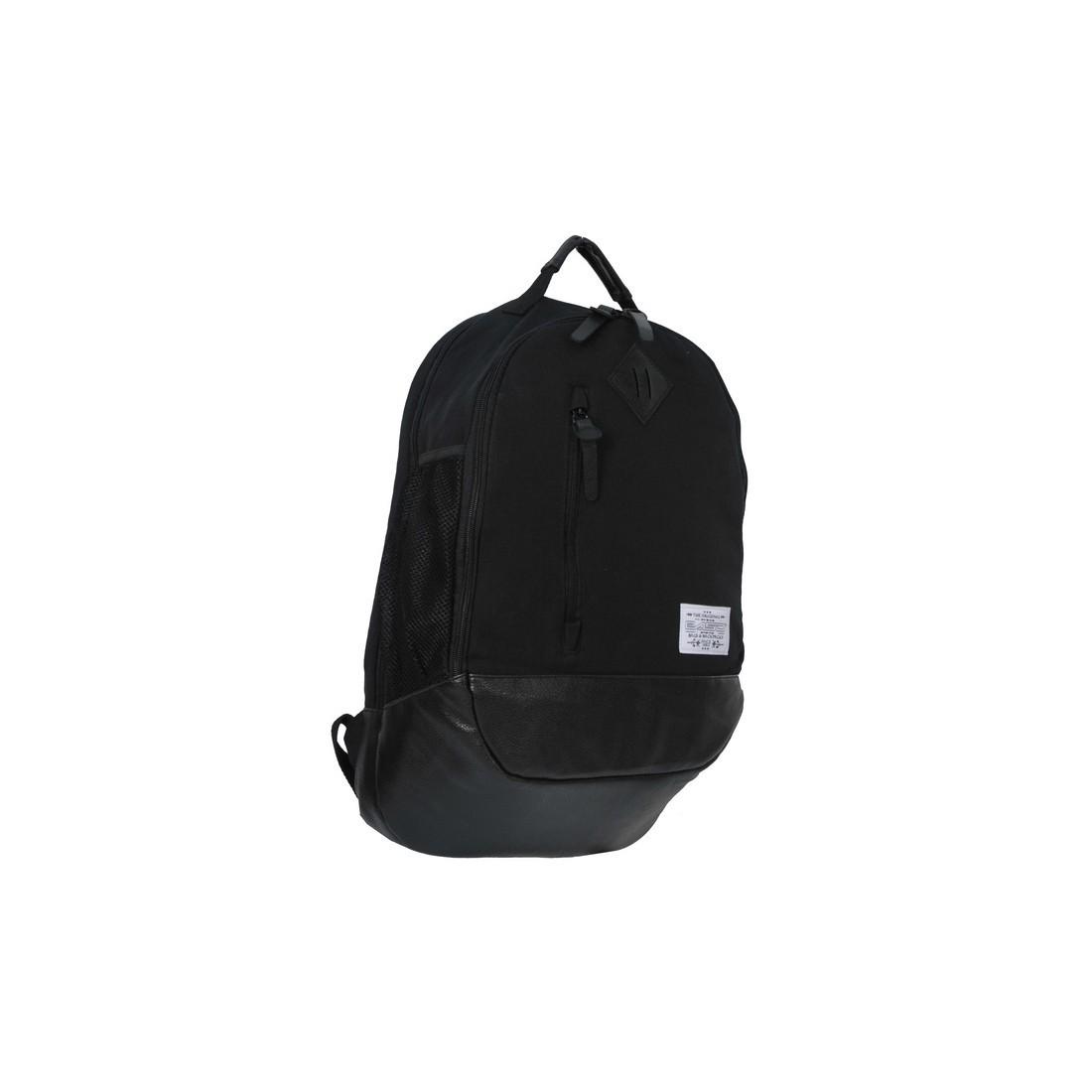 Plecak Młodzieżowy Vintage Czarny - plecak-tornister.pl