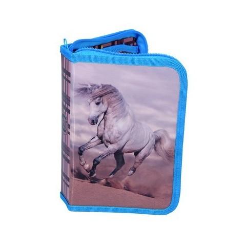 Piórnik z Wyposażeniem Koń