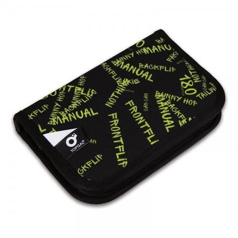 e73b7c7d3 Piórniki szkolne młodzieżowe - dwukomorowe / tuba - nike adidas puma ...