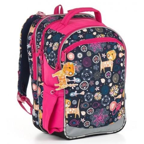 Plecak szkolny CHI 876D TOPGAL