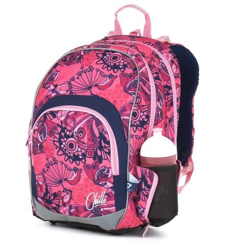 Plecak szkolny CHI 871H TOPGAL