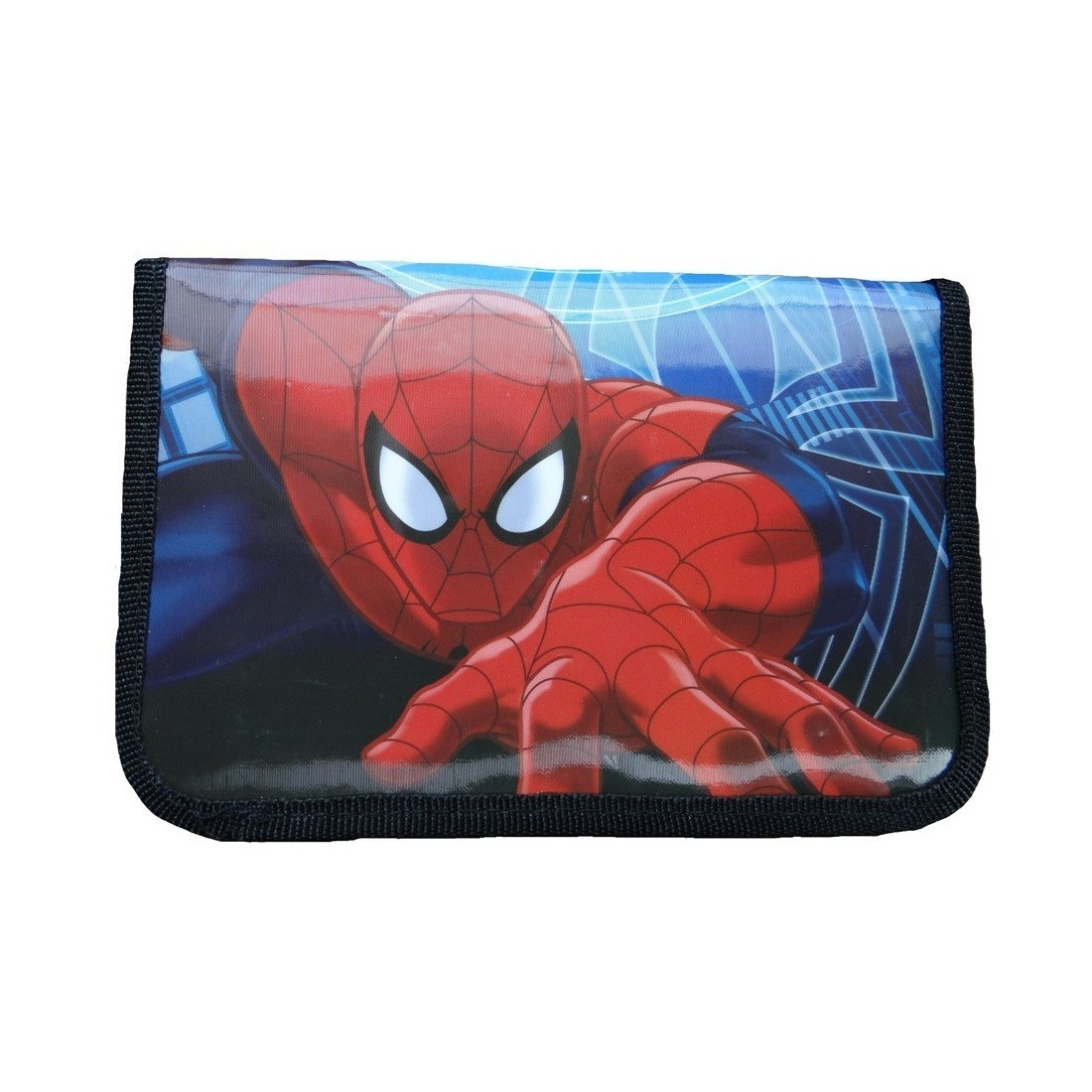 Piórnik z Wyposażeniem Spider Man - plecak-tornister.pl