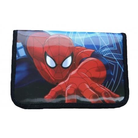 Piórnik z Wyposażeniem Spider Man