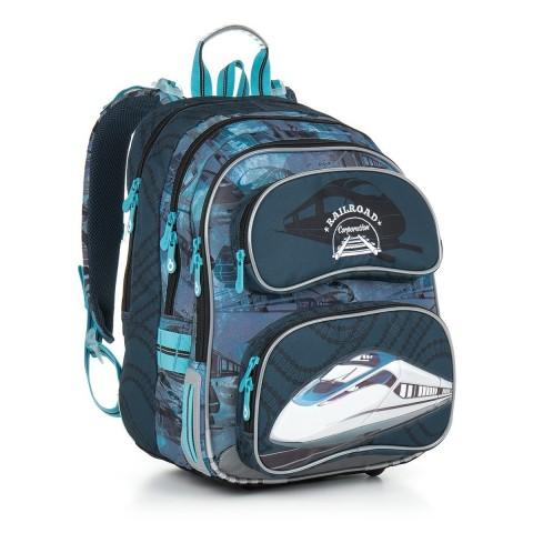 Plecak szkolny CHI 865D TOPGAL