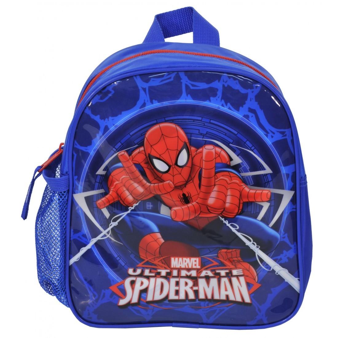 Plecaczek Spider Man Człowiek Pająk - plecak-tornister.pl