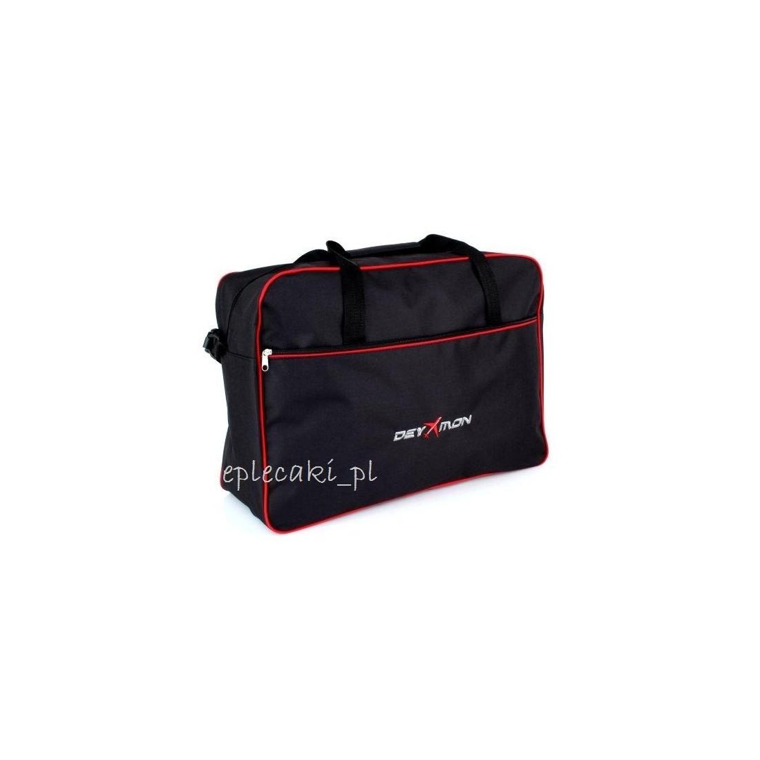 Torba - bagaż podręczny Rayanair 55x40x20cm - czerwień - plecak-tornister.pl